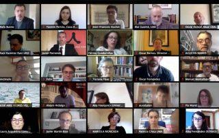 Reunión de Estudios Académicos Asia