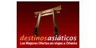 Destinos Asiáticos - Viajes Frontia