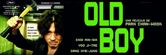 Preestreno de <i>Old Boy</i>, de Park Chan-wook