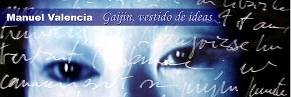 "Exposición: ""<i>Gaijin</i>, vestido de ideas"" de Manuel Valencia"