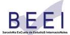 Barcelona Escuela de Estudios Internacionales