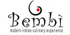Bembi, modern indian culinary experience