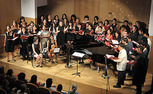 8th Concert of Barcelona Coral Asia owing to the World Day for Cultural Diversity