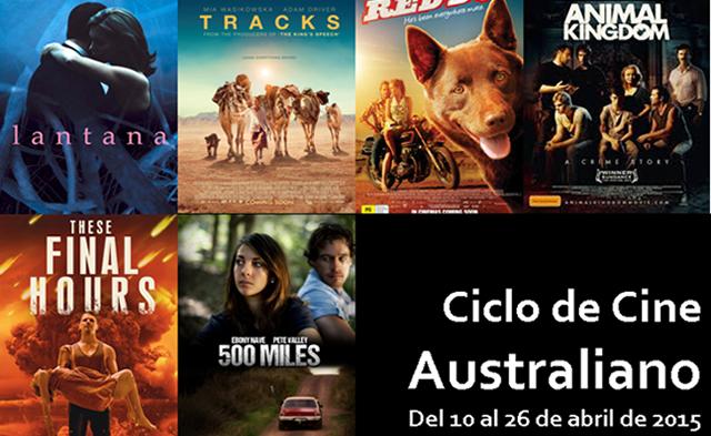 Ciclo de cine australiano - Casa asia empleo ...