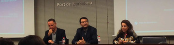 Eighth technical conference of the Port de Barcelona and Casa Asia