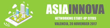 Asia Innova Valencia: Networking start-up cities
