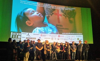 Ta'ang, Best Official Section Film of Asian Film Festival Barcelona