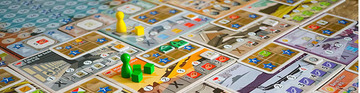 "Series ""Board Games: Yokohama"""