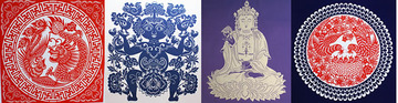 "Master Class with Fan Xiaomei: ""Papercutting Queen"" within the framework of the Chinese New Year"
