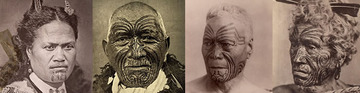 "Lecture ""Maori Tattoos: Chronicles of the first Europeans who travelled to New Zealand"""